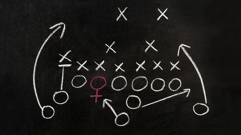 Illustration for article titled The NFL Doesn't Know How to Talk to Girls