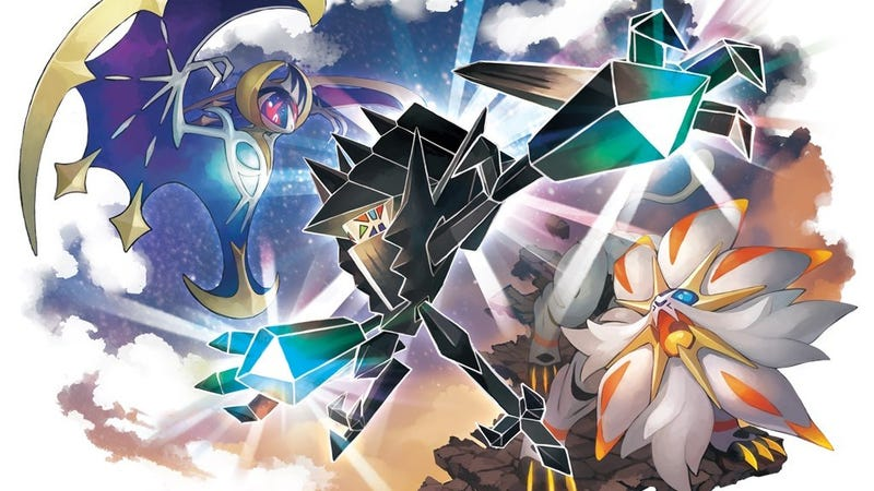 Ultra Sun and Moon are a great reminder of how badly Pokémon needed