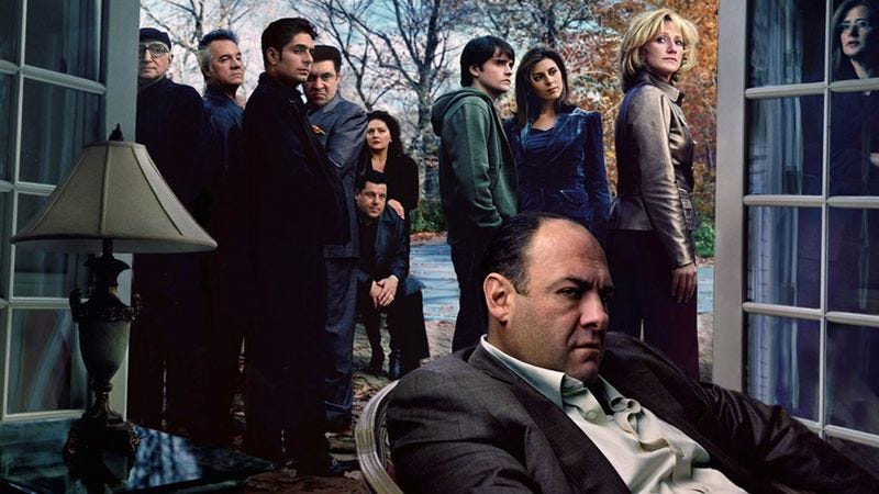 Illustration for article titled We Asked 22 TV Critics What's Their Favorite Episode Of 'The Sopranos' Where Tony Gets Lost Inside A Circuit City