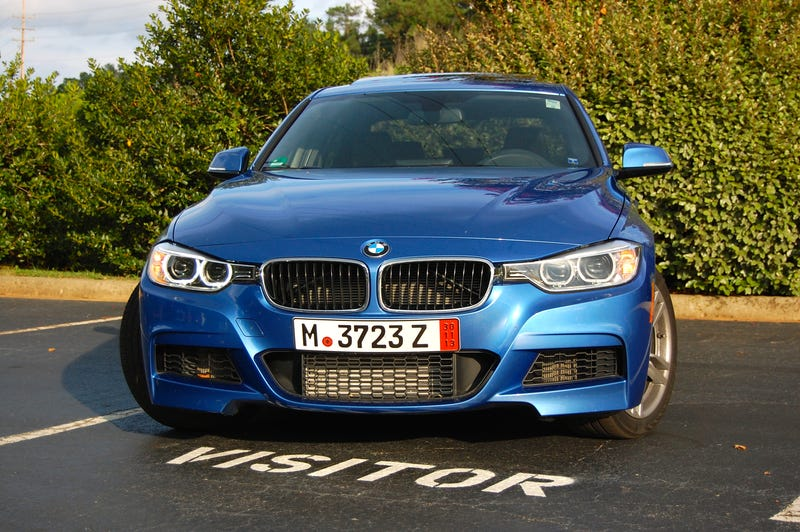 BMW I MSport The Oppo Review - 2014 bmw 328i m sport