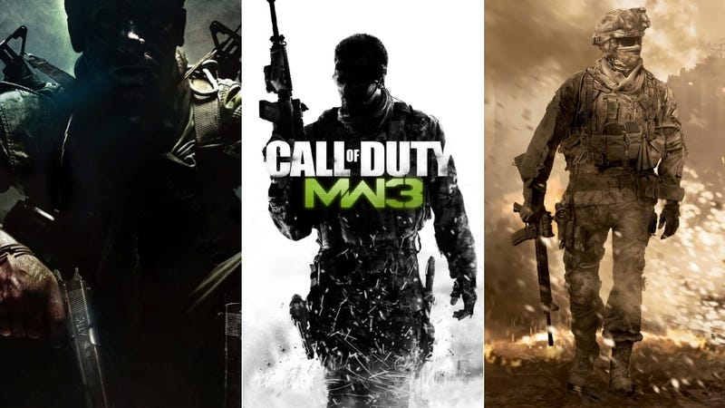 Illustration for article titled Call of Duty Dominates Xbox Live's Top 10 Most Played in 2011