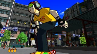 Illustration for article titled HD Jet Set Radio Blasts Onto Consoles and PC This Summer