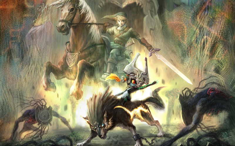 Illustration for article titled Why Do YOU Love/Hate Twilight Princess?