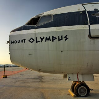 Illustration for article titled Stark, Beautiful Photos of an Abandoned Greek Airport