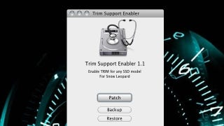 Illustration for article titled How to Enable TRIM on Your Mac's Solid-State Drive