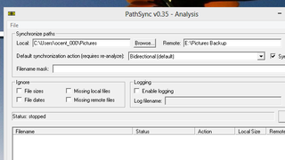 Illustration for article titled PathSync Compares and Syncs Files In Specific Remote or Local Folders