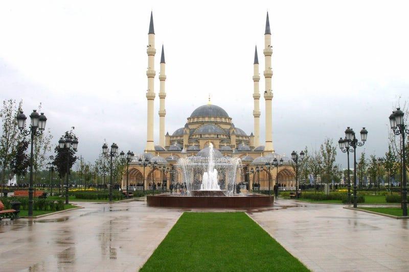 Illustration for article titled Putyin-mecsetet építenének az orosz muszlimok Moszkvában, és ez nem vicc