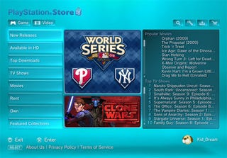 Illustration for article titled The World Series Comes To PlayStation Network