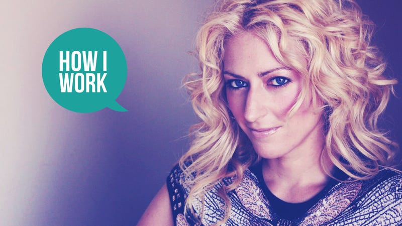 Illustration for article titled I'm Jane McGonigal, Game Designer and Author, and This Is How I Work