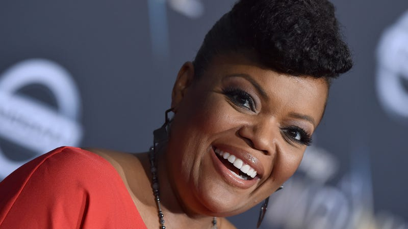Illustration for article titled Yvette Nicole Brown says she has no interest in taking Chris Hardwick's job