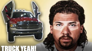Illustration for article titled Why Did No One Buy Kenny Powers' Lifted Truck?