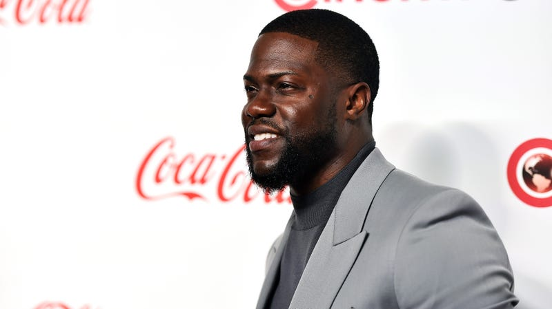 Illustration for article titled Kevin Hart suffered multiple spinal fractures in Labor Day crash