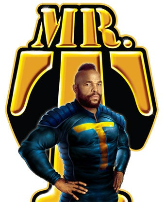 Illustration for article titled Zootfly Signs Up Mr. T For Some Video Game Jibber Jabber