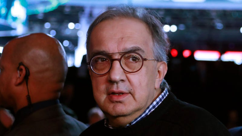 Illustration for article titled Fiat Chrysler CEO Sergio Marchionne Exiting Company Amid Health Issues (Updated)