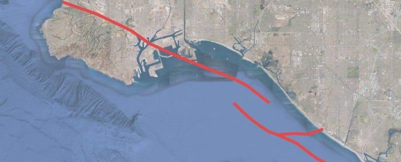 Illustration for article titled Esta falla en Los Ángeles parecía inactiva, y ahora podría causar un terremoto de magnitud 6.4