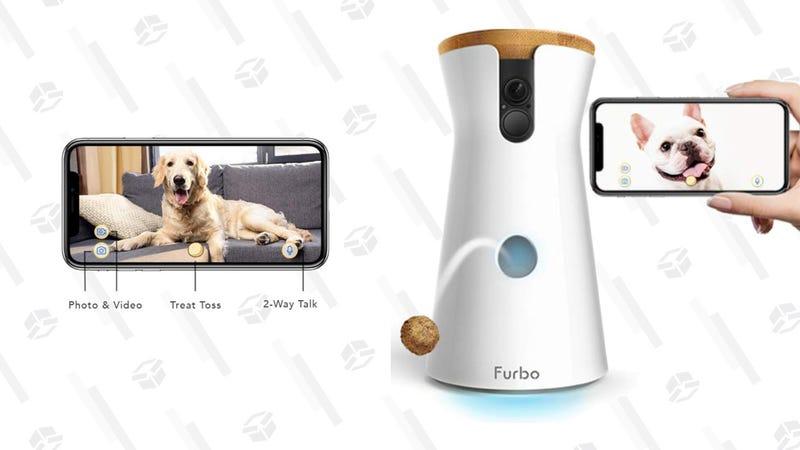 Furbo Dog Camera | $135 | Amazon