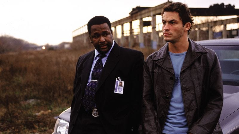 The Wire (Photo: HBO)