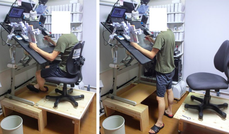 Best Work Desk one manga artist's quest for the best work desk