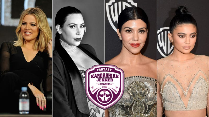 Illustration for article titled Fantasy Kardashian-Jenner League, Week 15: And the Winner Is...