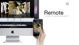 Illustration for article titled iPhone Remote App Now Supports Apple TV Controlling With Gestures