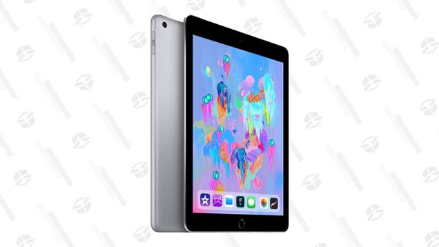 Better Than Black Friday: Get the Latest iPad For $229