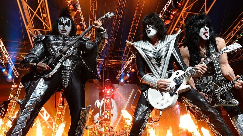 Illustration for article titled How Many Of These KISS Songs Have You Heard?