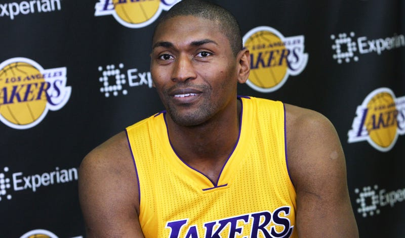 Illustration for article titled Old Man Metta World Peace Says Modern NBA Is Full Of Babies
