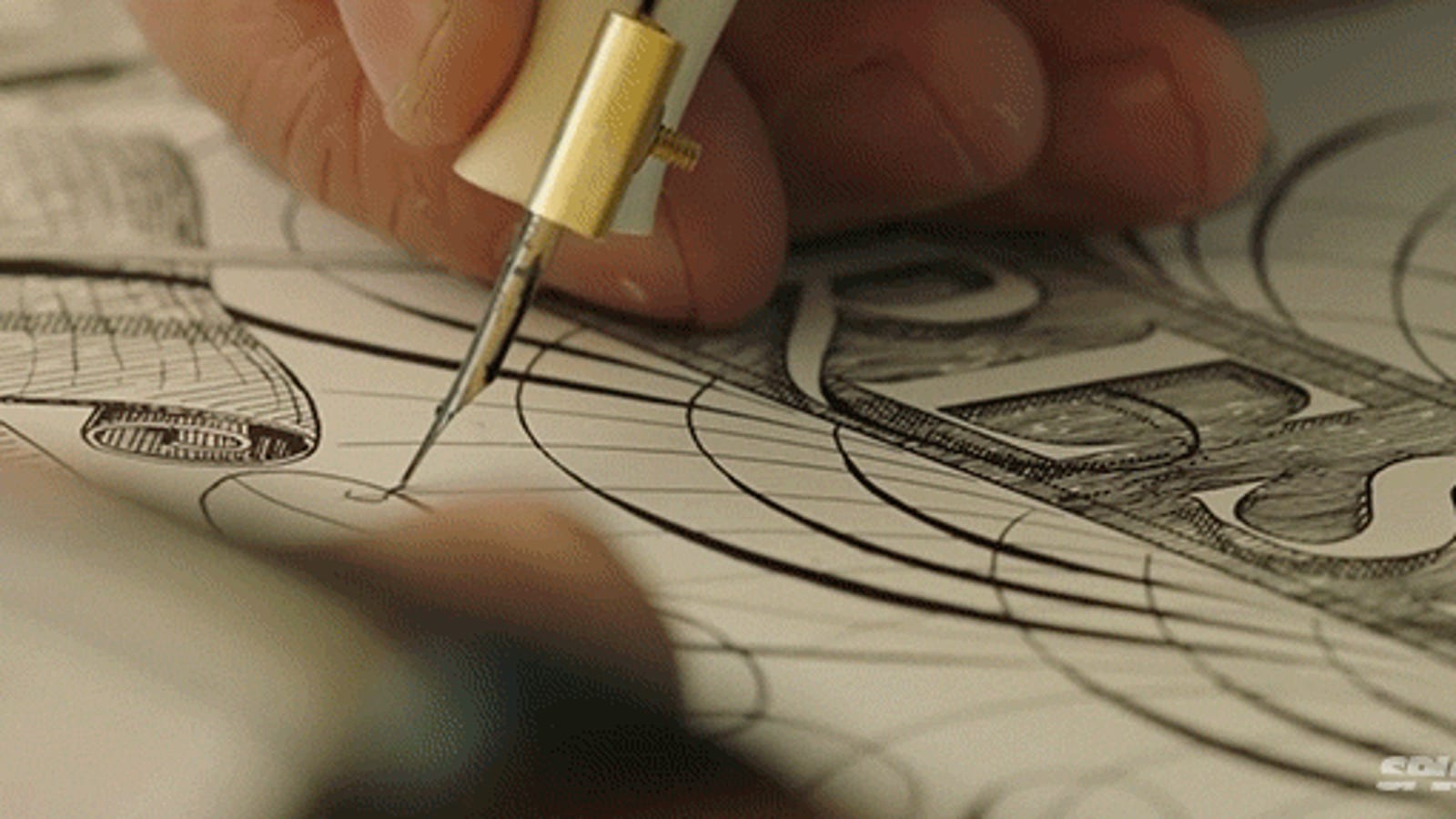Video A Portrait Of The Worlds Youngest Master Penman
