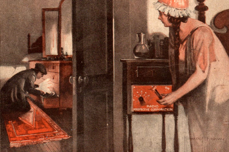 Illustration for article titled Google Glass Is No More the Future of Safety Than Radio Was in 1923