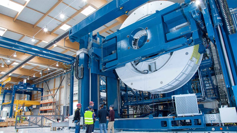Look at the Monster Magnet Made for America's First Offshore Wind Farm