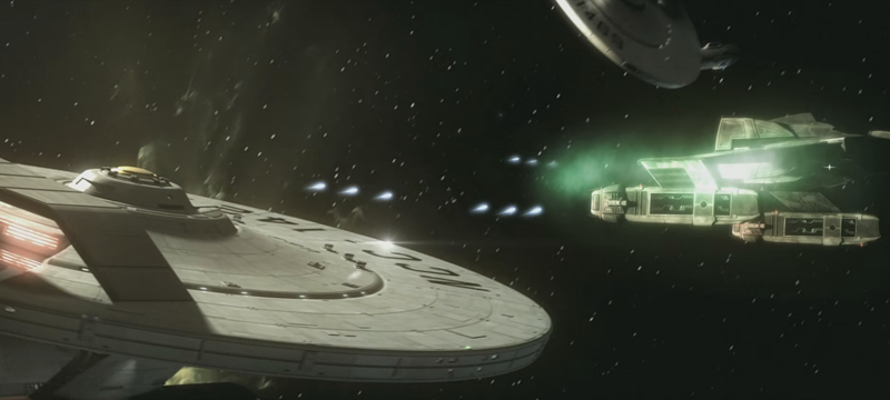 Illustration for article titled CBS Suddenly Wants to Put a Stop toAxanar, the Crowdfunded Star TrekWar Movie
