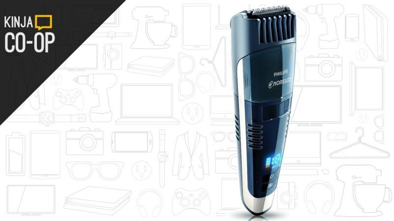 22aa09f4521 Illustration for article titled Your Pick For The Best Beard Trimmer   Philips Norelco 7300
