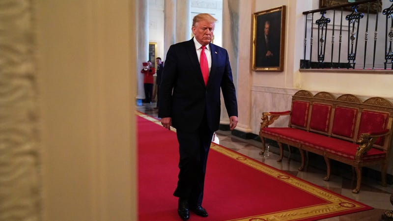 Please Take Out Your Tiniest Violin for Donald Trump, the Most Mistreated Person in U.S. History