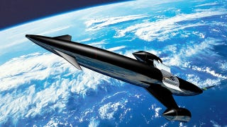 Illustration for article titled The Skylon space plane just got that much closer to reality