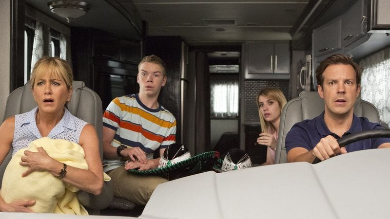 Illustration for article titled We're The Millers to get sequel in which they are still presumably the Millers