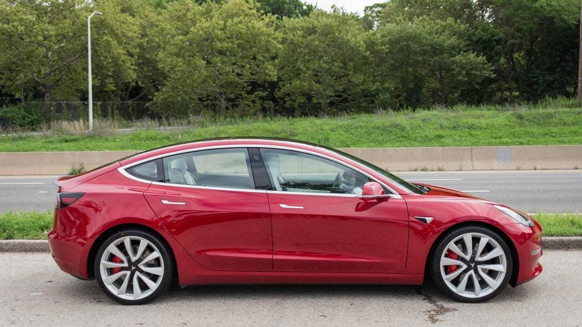 2018 Tesla Model 3 Performance: Here's What We Thought