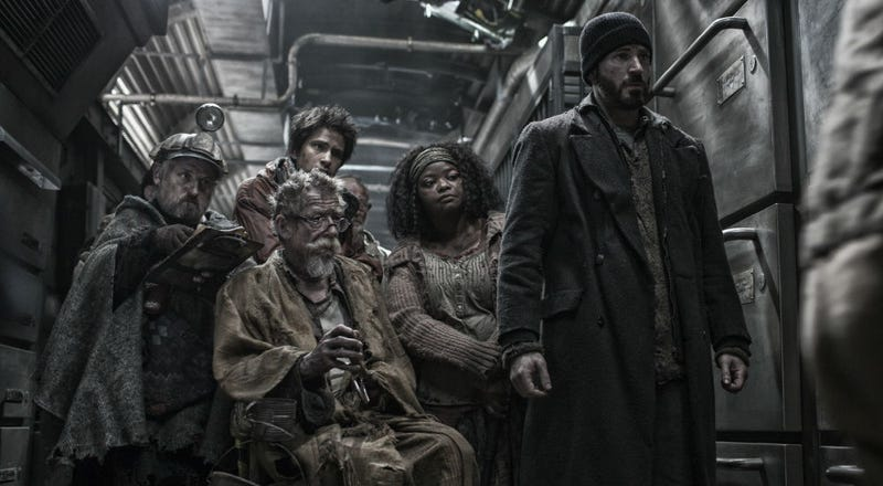 Illustration for article titled Snowpiercer Is Being Turned Into a TV Show, Which Is Just Perfect