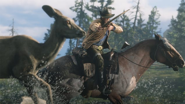 Mosey into Blackwater in Style on Red Dead Redemption 2 for PC, Now Just $36