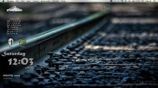 Illustration for article titled The Railway Desktop