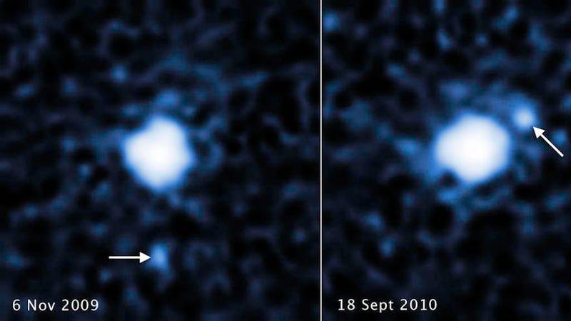 Image:  NASA, ESA, C. Kiss (Konkoly Observatory), and J. Stansberry (STScI)