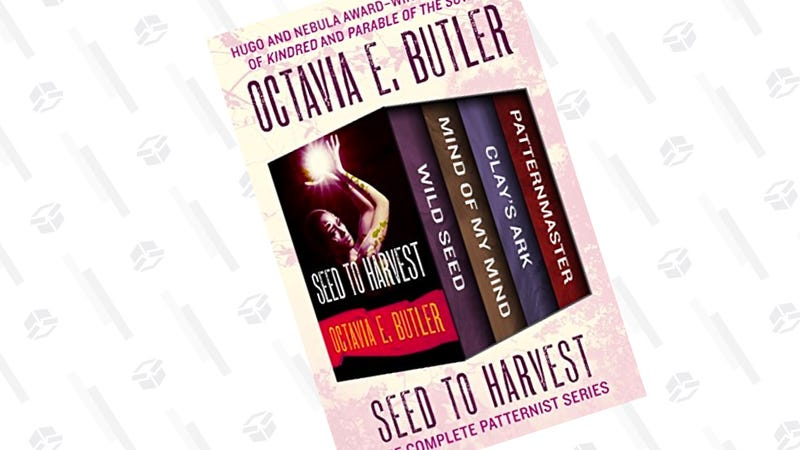 Seed to Harvest: The Complete Patternist Series | $4 | Amazon