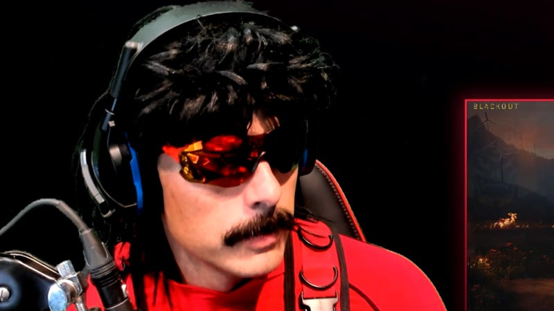 Illustration for article titled Dr Disrespect Apologizes For E3 Bathroom Stream 'On Behalf Of The Dr Disrespect Brand'