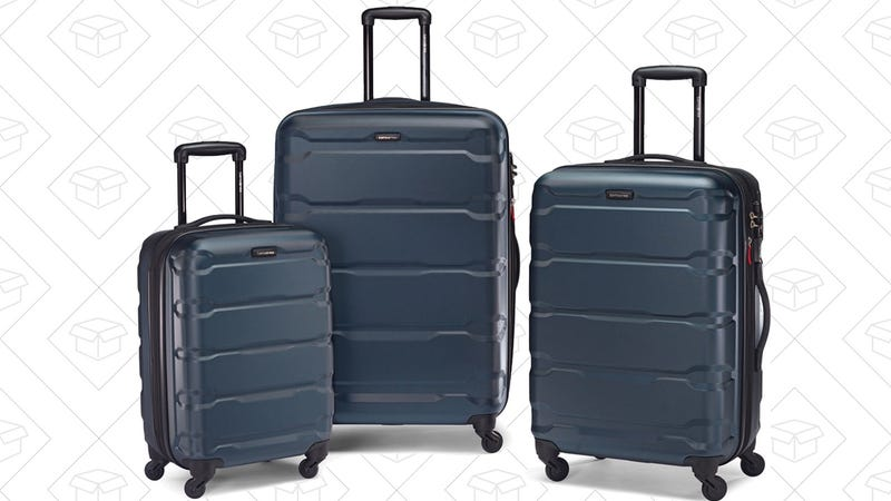 Samsonite Omni 3-Piece Luggage Set, $209
