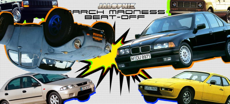 Illustration for article titled The Jalopnik March Madness Beat-Off Round 4: Resurrection
