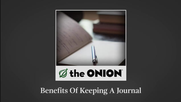 Benefits Of Keeping A Journal