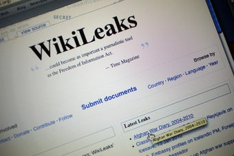 Illustration for article titled WikiLeaks' Biggest Release Yet: The Secrets of Claire