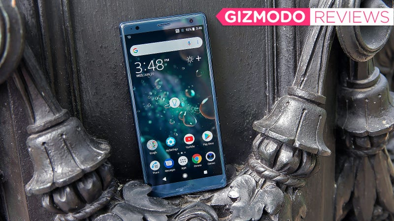 Sony Xperia XZ2 Review: The Best Phone Sony Has Made in Years