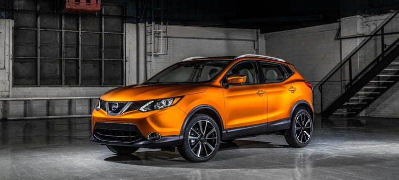 2018 Nissan Rogue Sport Make No Mistake That I Am Writing About