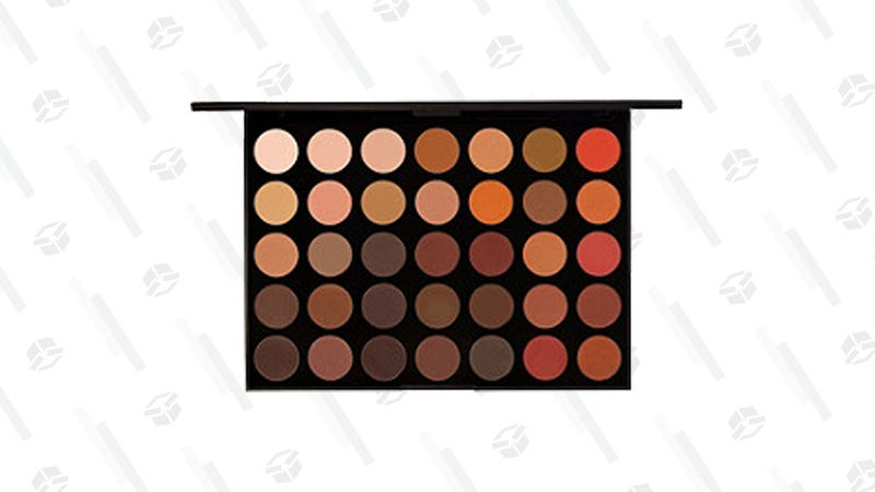 35OM Nature Glow Matte Eyeshadow Palette | $15 | Ulta