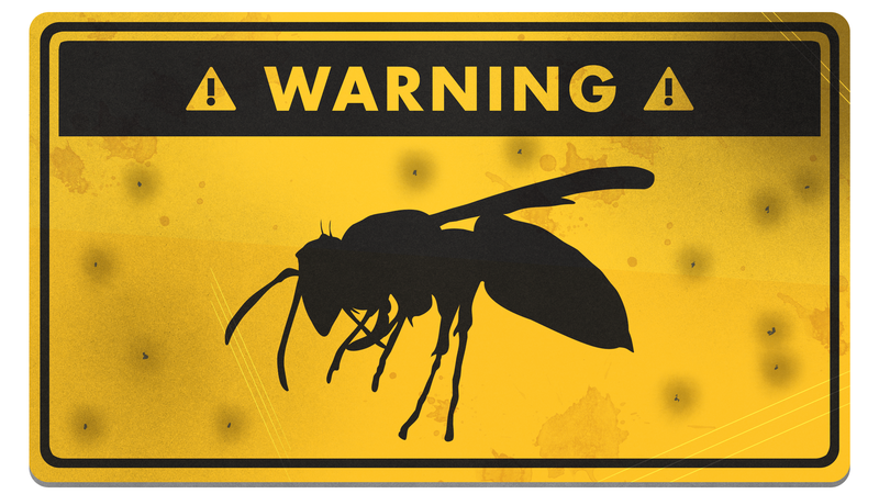 How To Survive A Bee Hornet Or Wasp Attack